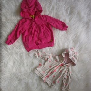 Infant Girl's Zip Up Bundle
